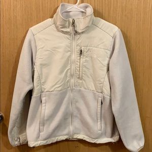 Women's off white North Face